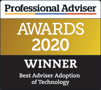 Professional Adviser Award Winners 2020 logo